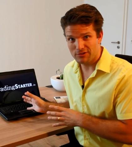Frederic Ebner - Livetrading 10.000€ Konto