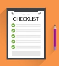 Trading Anleitung Checkliste