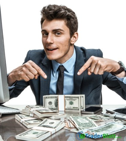 was verdient ein Trader - Verdienstbeispiel